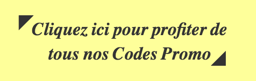 Code Promo Reduction 2018
