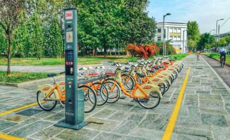 BikeMi : Location de vélo gratuit à Milan