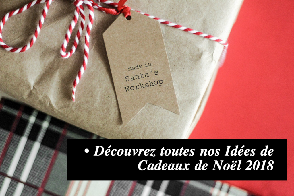 Idée Cadeau de Noël 2018