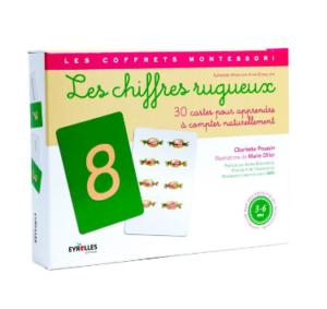 Idee Cadeau Noel 2018 Enfant 3 ans Montessori Les Chiffres Rugueux