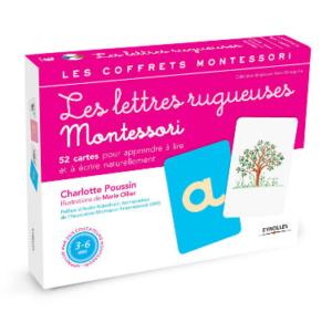 Idée Cadeau Noël 2018 Enfant 3 ans Montessori Les Lettres Rugueuses