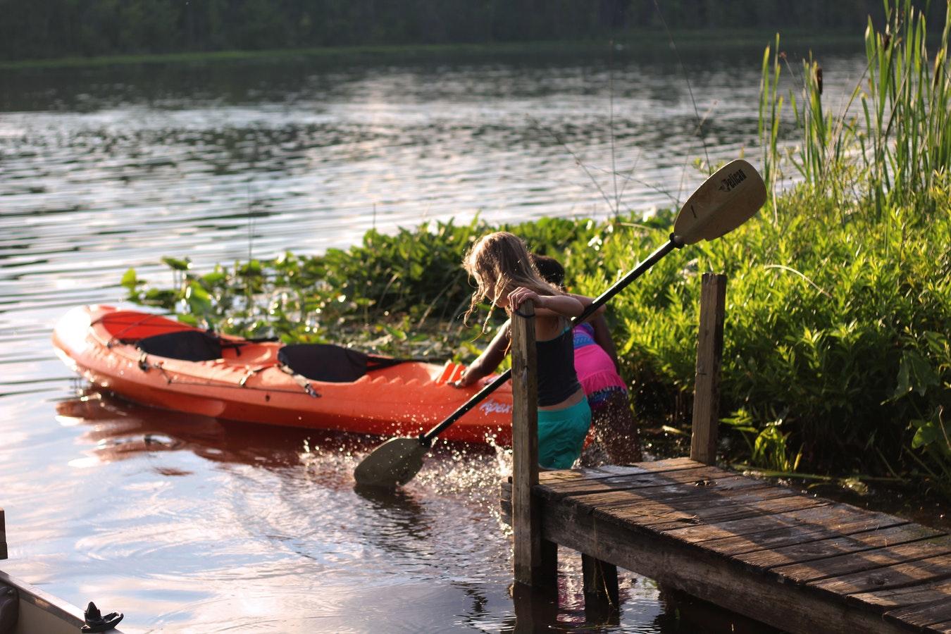 Vacances Août 2019 Pas Cher Lac Forêt d'Orient
